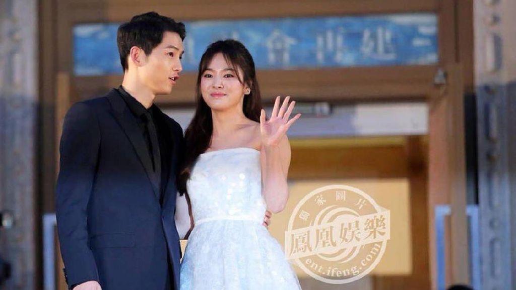 Barisan Mantan Song Hye Kyo Sebelum Jatuh Cinta pada Song Joong Ki