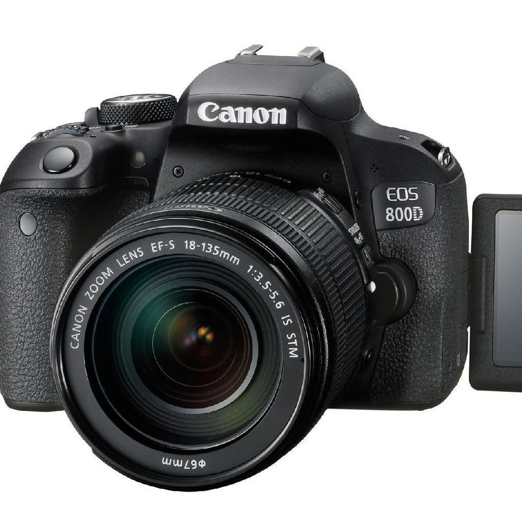 Duet DSLR Anyar Canon Meluncur, Apa Saja?