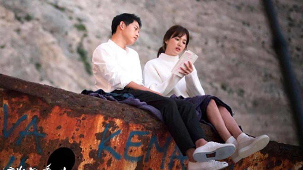 Ini yang Bikin Netizen Baper Song Joong Ki dan Song Hye Kyo Akan Menikah