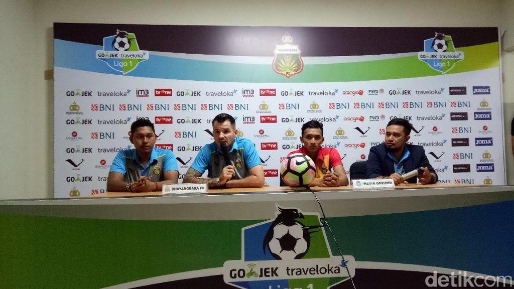 Kehilangan Evan Dimas dan Putu Gede, Bhayangkara FC Kesulitan