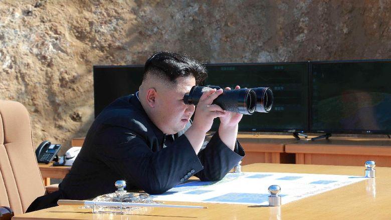 Pesawat-pesawat Pengebom AS Melintas di Semenanjung Korea