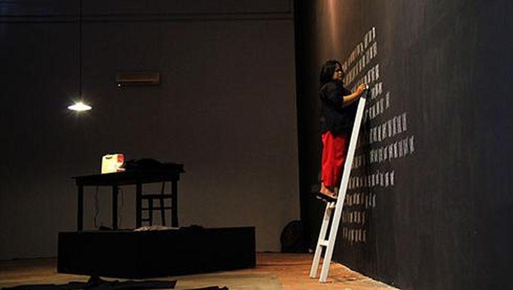 Sukses Pentas di Museum MACAN, Melati Suryodarmo akan Sambangi Korea