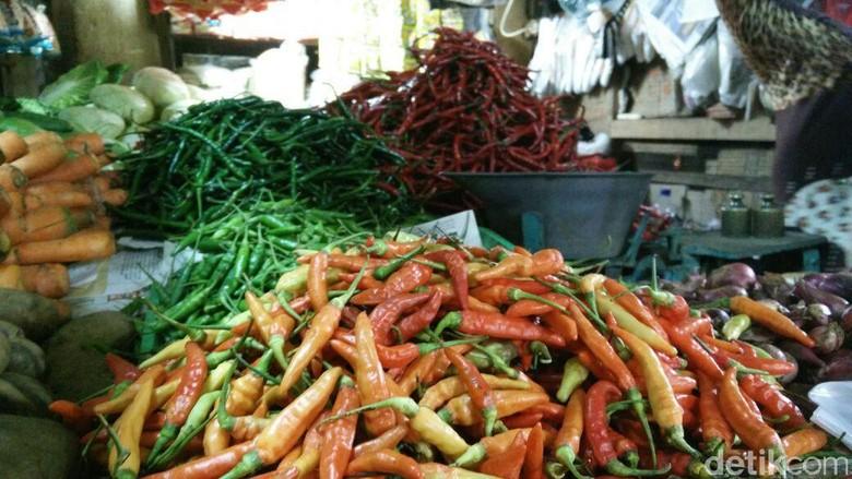 Harga Cabai Naik Jadi Rp 40.000/Kg dalam Sepekan