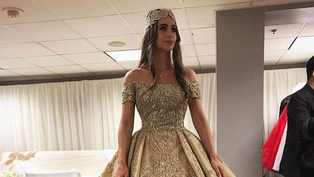 Mewahnya Pernikahan Putri Rusia, Makan Biaya Hingga Rp 133 Miliar