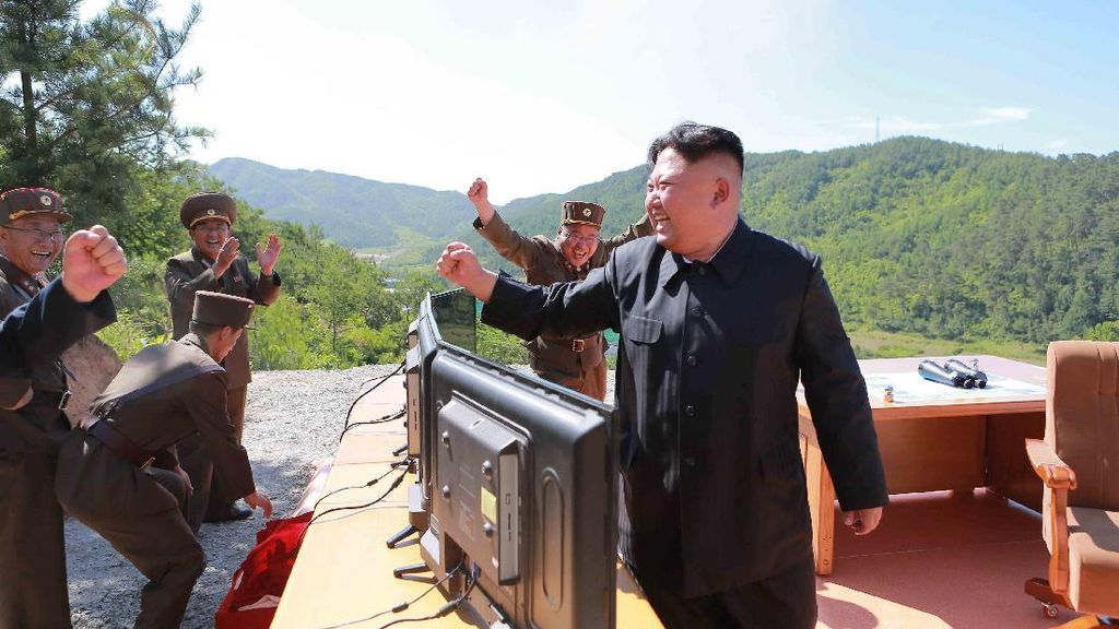 Bersiap Hadapi Kemungkinan Konflik AS-Korut, China Bangun Bunker