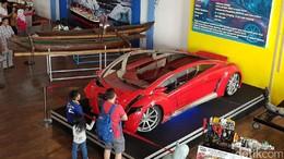 Luhut Temui Dahlan Iskan, Belajar Soal Pengembangan Mobil Listrik