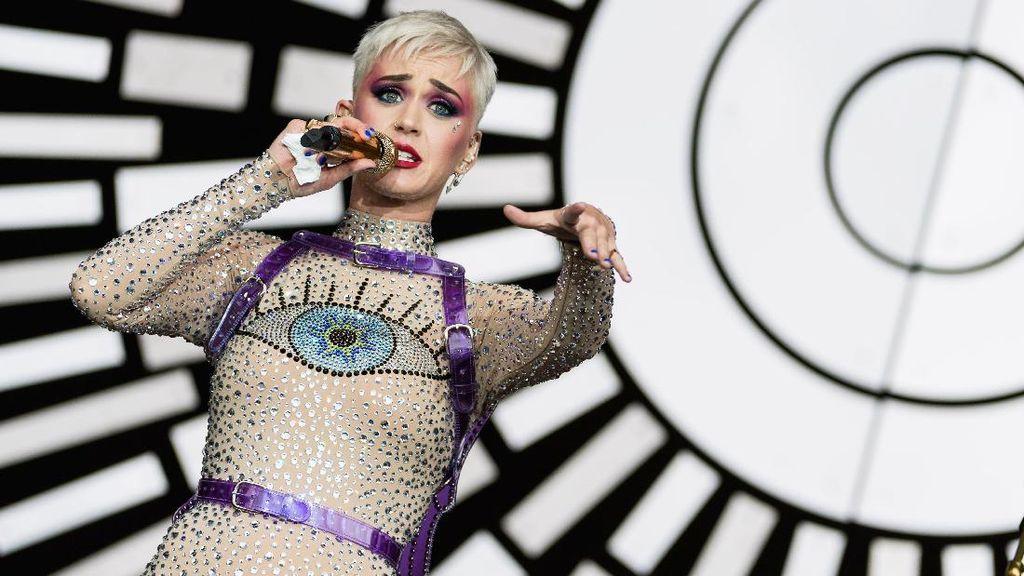 Sempat Mesra Lagi, Katy Perry Bantah Balikan dengan Orlando Bloom