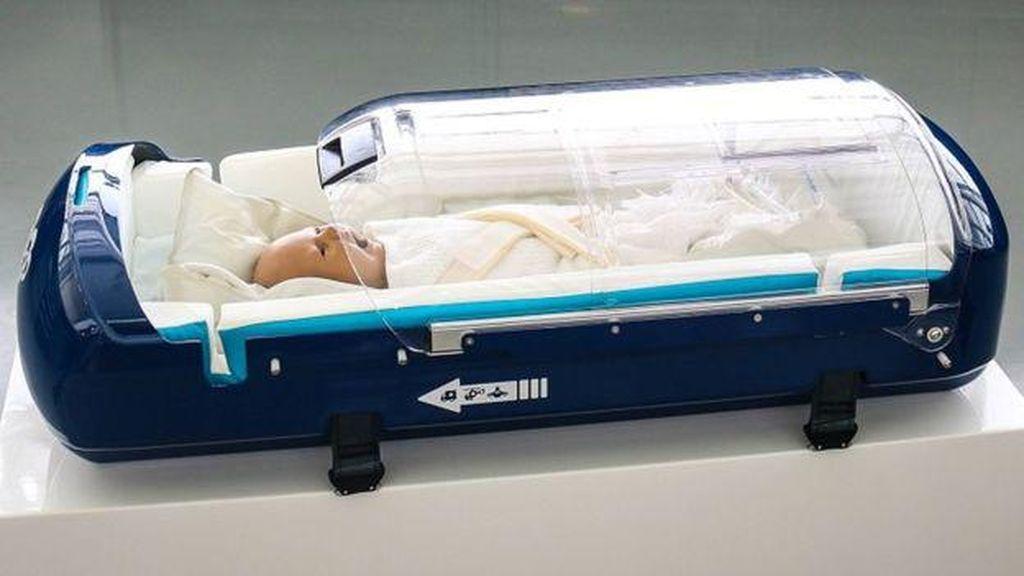 Wuss! Teknologi Formula 1 Dipakai untuk Bikin Carrier Bayi Kritis