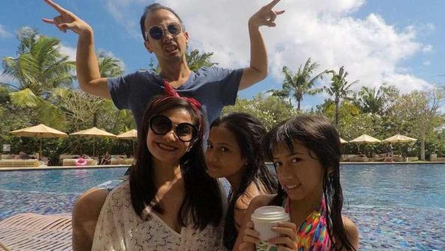 Happy Holiday! Liburan Seru Keluarga Ersa Mayori di Bali