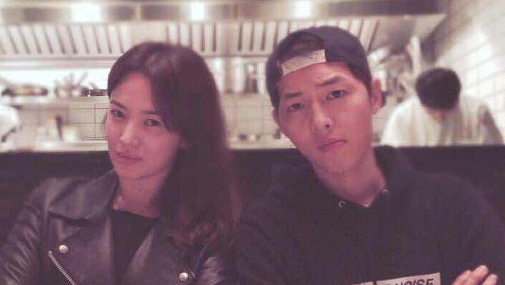 Song Song Couple akan Gelar Pernikahan di Hotel Mewah Korea