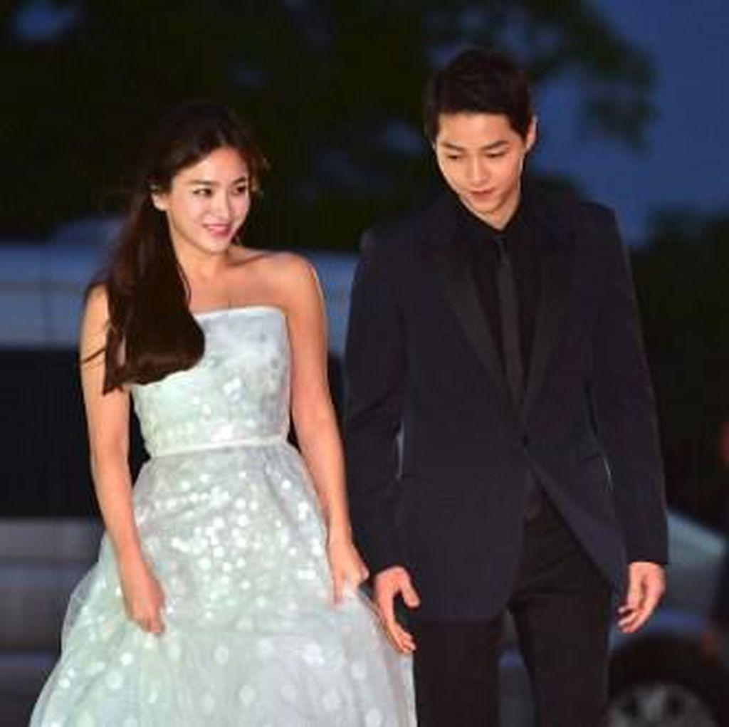 Alasan Song Joong Ki Ingin Segera Nikahi Song Hye Kyo