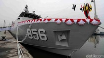 KRI Kurau - 856 Perkuat Armada TNI AL