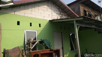 Penampakan Rumah Warga Cilincing Sebelum dan Sesudah Dibedah