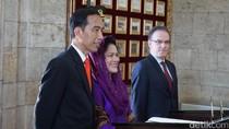 Presiden Jokowi Bertolak Menuju Jerman dari Turki