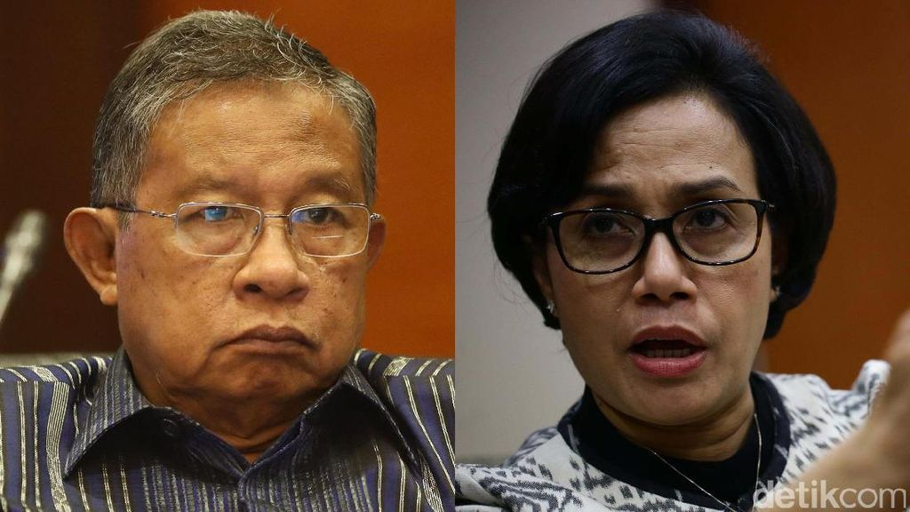 Darmin Nasution Jabat Menkeu Sementara, Ada Apa Sri Mulyani?
