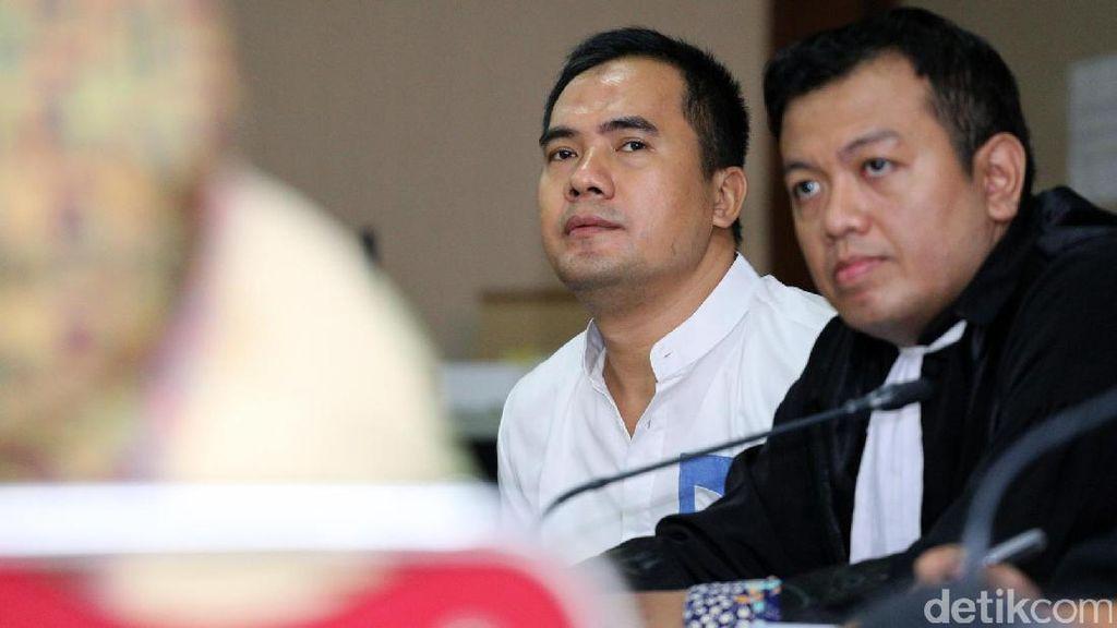 Jaksa Putar Percakapan Saipul Jamil dan Kakaknya di Persidangan