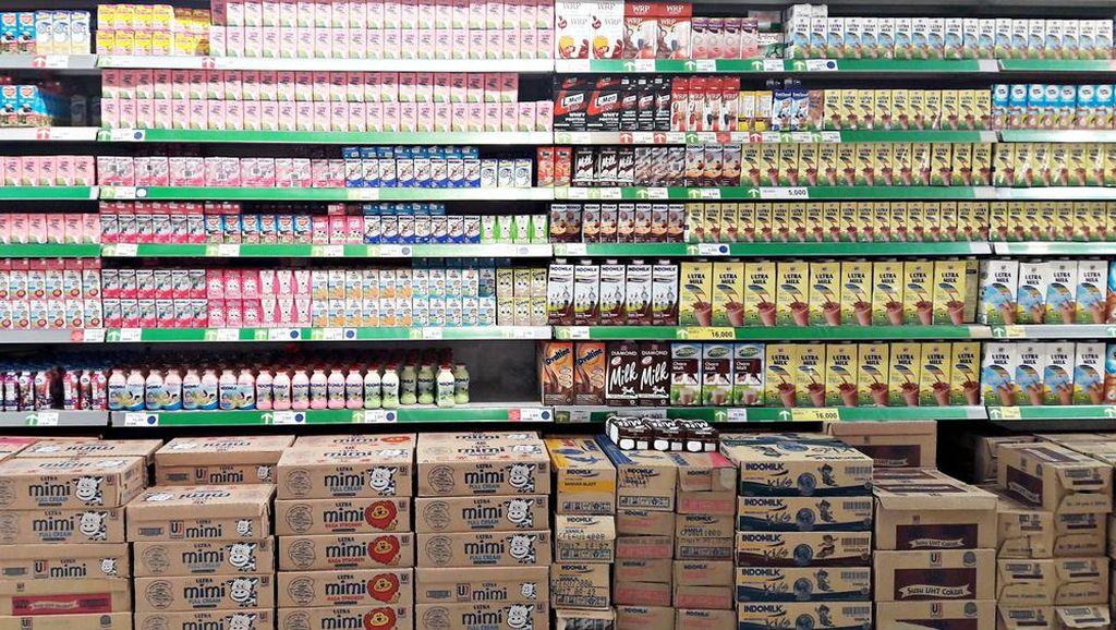 Transmart dan Carrefour Kembali Gelar Promo Susu Anak
