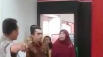 Cekcok Wanita PNS dan Wajib Pajak Dimediasi, Keduanya Saling Maaf