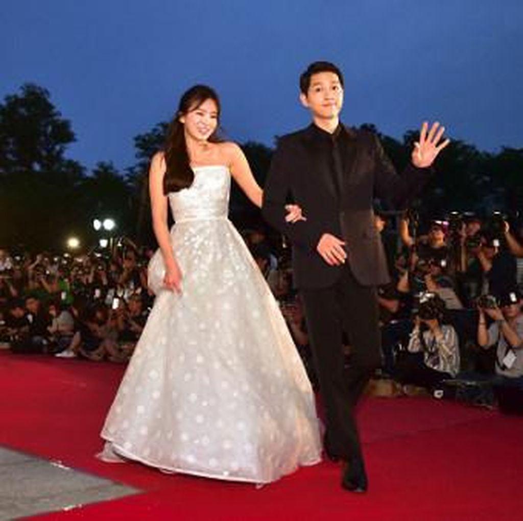 Ciyee.. Ini Panggilan Sayang Song Joong Ki dan Song Hye Kyo
