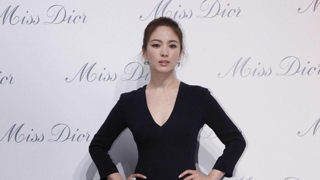 Ciee! Begini Gaya Hidup Sehat si Calon Pengantin Song Hye Kyo