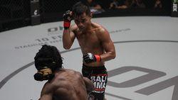 Agar Makin Tenar di Asia, ONE Championship Gandeng Sponsor Baru