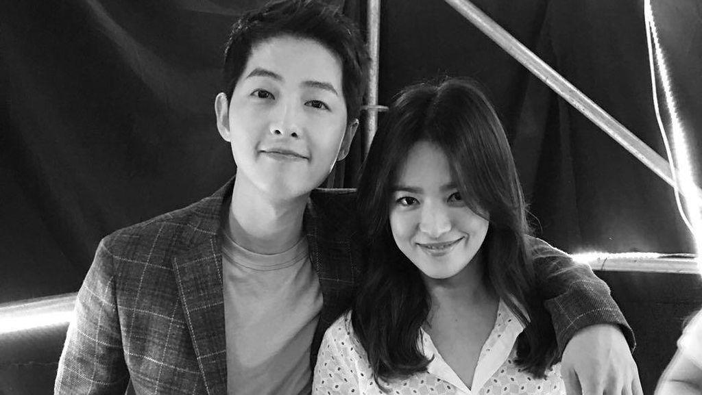 Kim Ji Won Ungkap Kecemburuan pada Song Joong Ki dan Song Hye Kyo