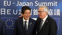Uni Eropa-Jepang Capai Kerangka Kesepakatan Perdagangan Bebas