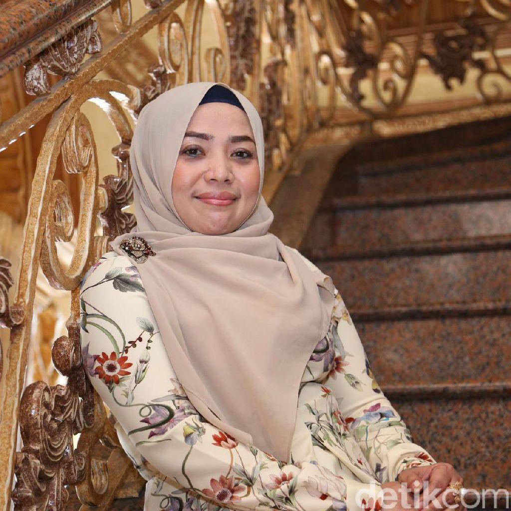 Dipolisikan Khairil Anwar, Muzdhalifah Bingung