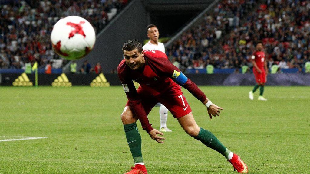 Pendapatan Ronaldo di Luar Lapangan Lebih Besar ketimbang Gajinya di Madrid
