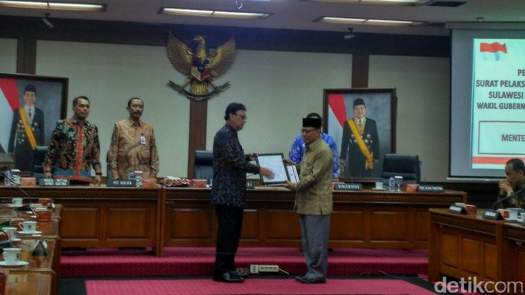 Plt Gubernur Sultra Ingin Temui Nur Alam yang Ditahan KPK