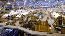 Ternyata Begini Suasana Pabrik Pesawat Terbang