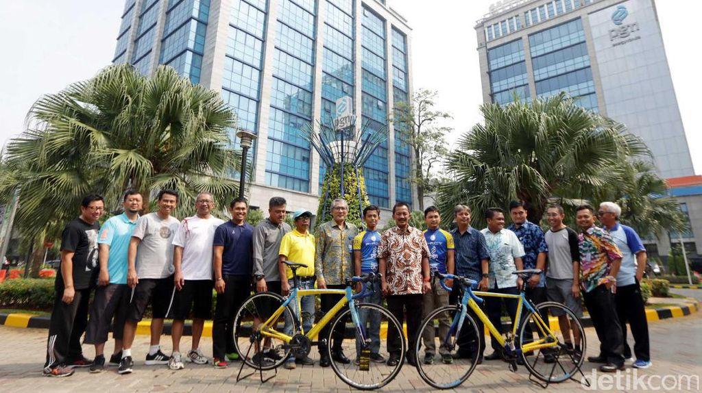 Tim P-RCT Akan Ramaikan Tour de Flores