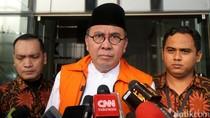 Mahfud MD Besuk Gubernur Bengkulu Nonaktif di Rutan Guntur