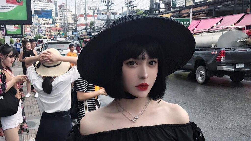 Kenalan dengan Kina, Si Boneka di Dunia Nyata yang Imut dan Cantik Banget