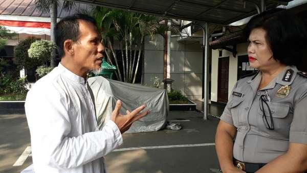 Ke Polres Bekasi, Pelapor Kaesang Tanyakan Kepastian Laporan Ndeso