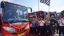 Ayo Naik Bus Trans Jateng, 3 Hari Gratis