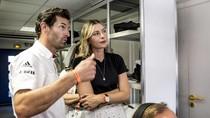 Sharapova yang Cuma Jadi Penonton Saat Petenis Lain Manggung di Wimbledon