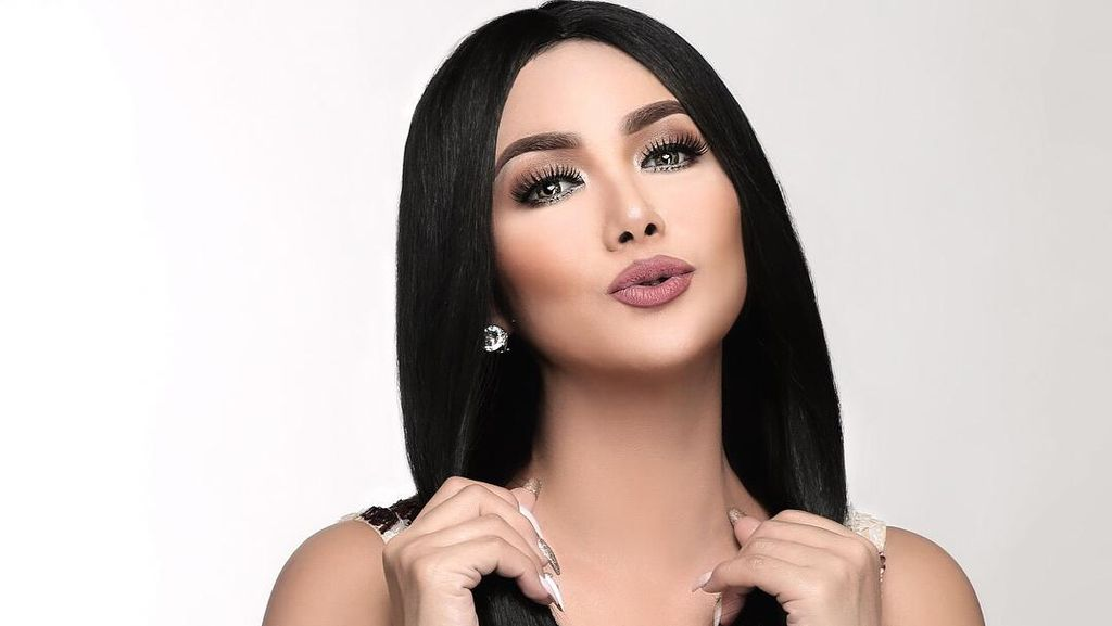 Bintangi Iklan Shampo, Krisdayanti Disebut Mirip Kim K Hingga Banci Thailand