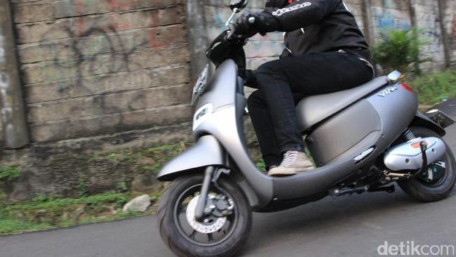 Siapa Bilang Motor Listrik Tak Cocok di Indonesia, Ini Buktinya