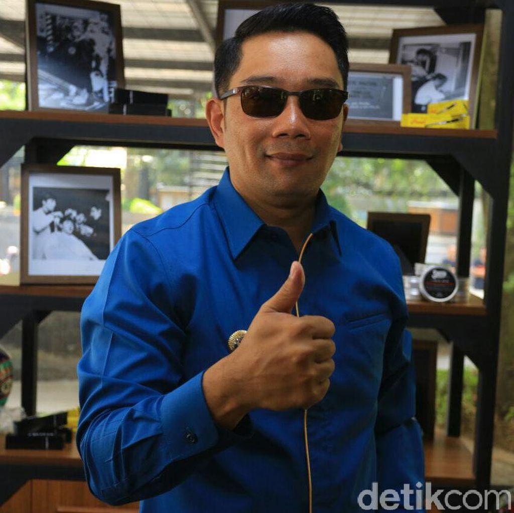 Survei Median: Kang Emil Masih Unggul, Agus Yudhoyono Mencuat
