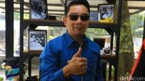 Disebut Tiru Jokowi Naik Bajaj, Ini Penjelasan Ridwan Kamil