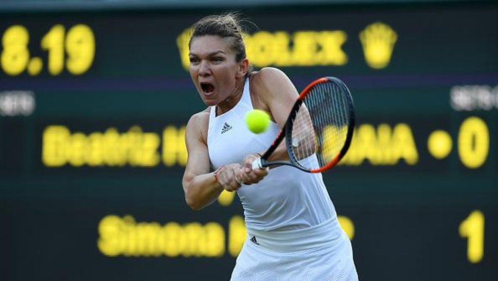 Berjaya di Wimbledon, Petenis Ini Dulunya Direpotkan Payudara Besar