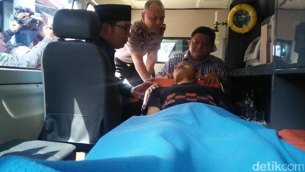 Polisi Bandung Tembak Pembegal Pasutri yang Tewaskan Suami