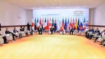 Di KTT G20, Jokowi Bicara soal Marawi dan Perangi Terorisme