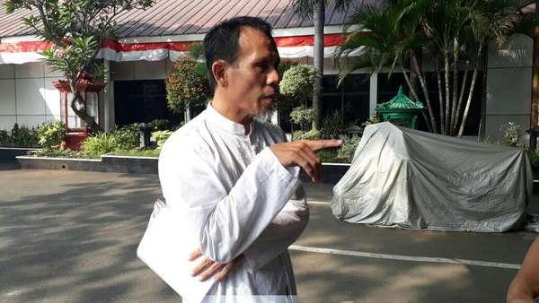 Pelapor Ndeso Kaesang Masuk ke SPKT Polres Bekasi