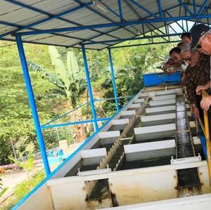 Pembangunan Tiga Proyek Air Minum Ini Libatkan Swasta
