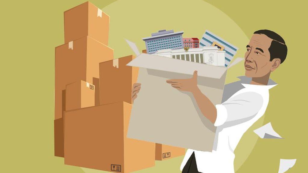 Menguji Logika Ekonomi Pemindahan Ibu Kota