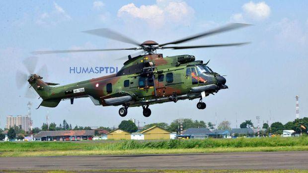 Mengintip Kecanggihan Helikopter BELL 412EP