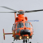 Ini Kecanggihan Helikopter Dauphin Made in Bandung