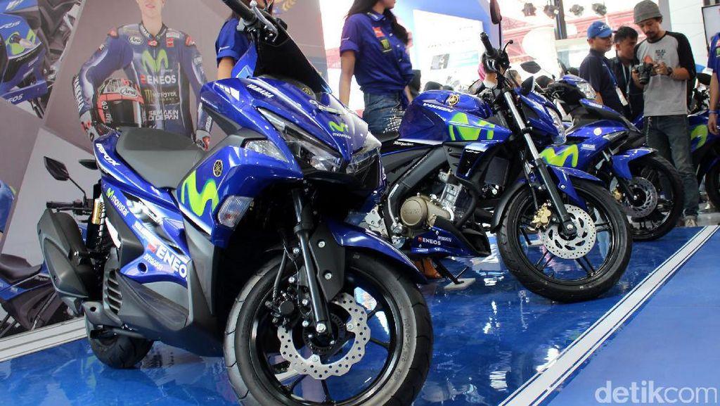 Yamaha Erat dengan MotoGP